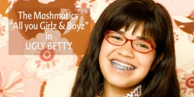 All you Girlz & Boyz in UGLY BETTY